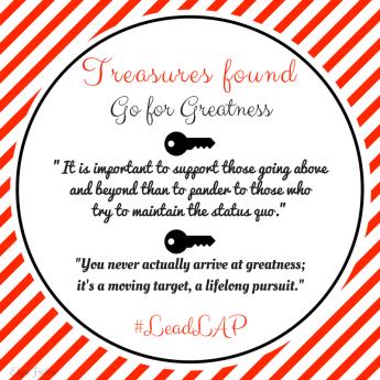 Treasures found
